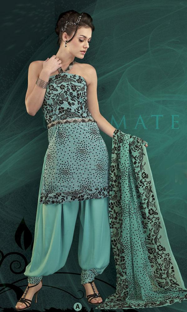 Dresses: New Salwar Suit Designs