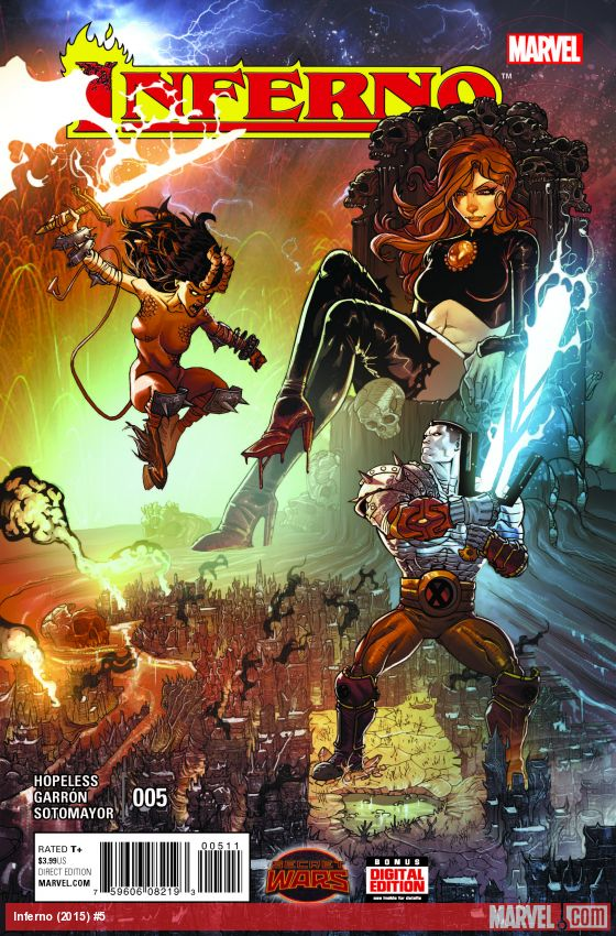 Secret Wars: Inferno #5