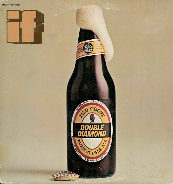 If - Double Diamond (1973, Rock Progressivo com elementos de Jazz Fusion)