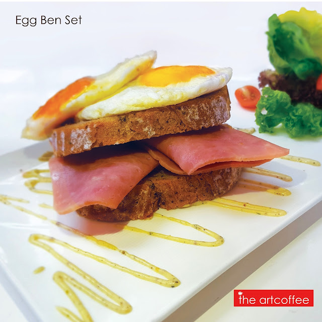 Egg Ben Set RM 12.90