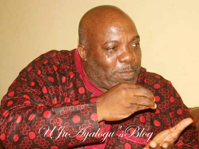 Accord Party, Ogun State chapter blast Doyin Okupe. we do not recognise you. see details