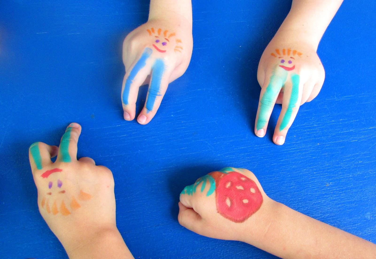 пальчиковые игры фото женой
