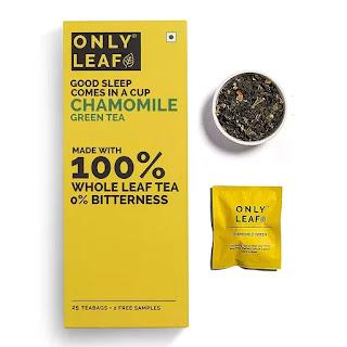 Onleaf Chamomile Green Tea