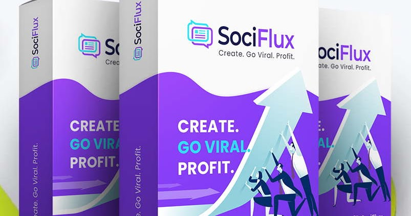 SociFlux Review - Create Stunning Fully Monetized Viral Social News Sites In Minutes