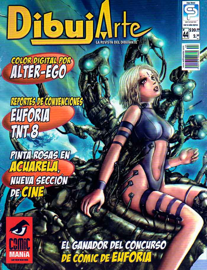 Descarga: DibujArte #44 - Color Digital.