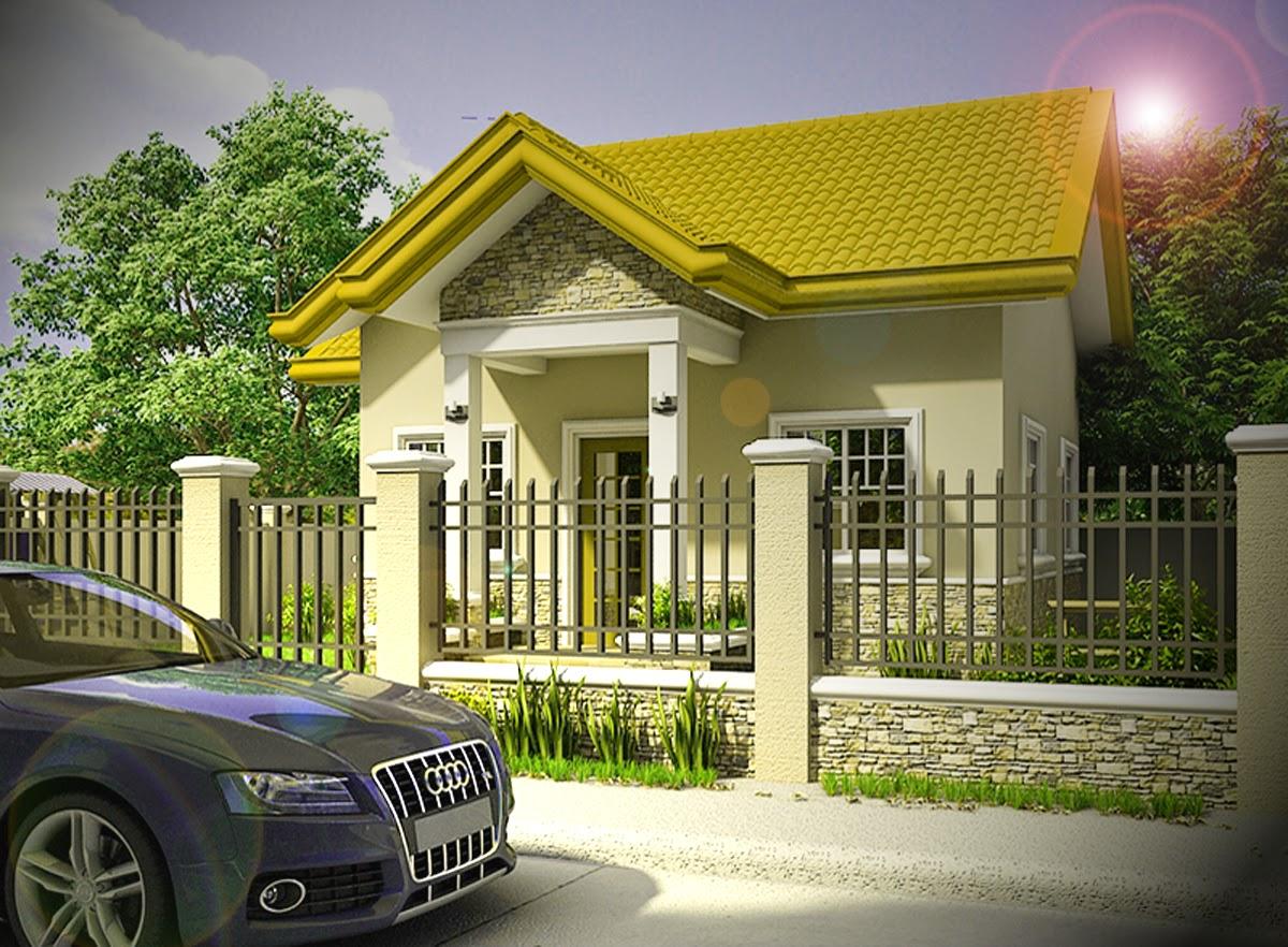 Inilah Desain Rumah Minimalis 1 Lantai Terbaru Pinoy Eplans