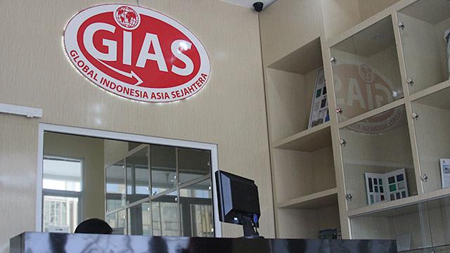 Lowongan Kerja PT. Global Indonesia Asia Sejahtera (GIAS) Cikande Serang