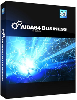 AIDA64 Business Edition 5.90.4200 poster box cover