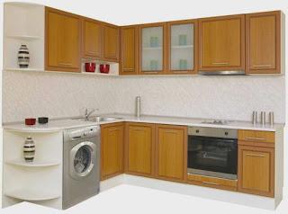 kitchen set minimalis dapur 11