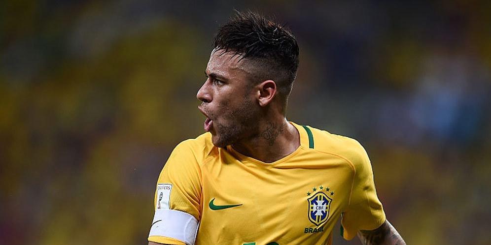 Mantan pemain Timnas Brasil Roberto Rivellino mengkritik Neymar da Silva Jr