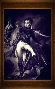 Admiral Sir William Sidney Smith