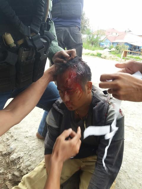 Detik-detik Praka Hendra Sipayung Ditembak Kelompok Separatis Papua