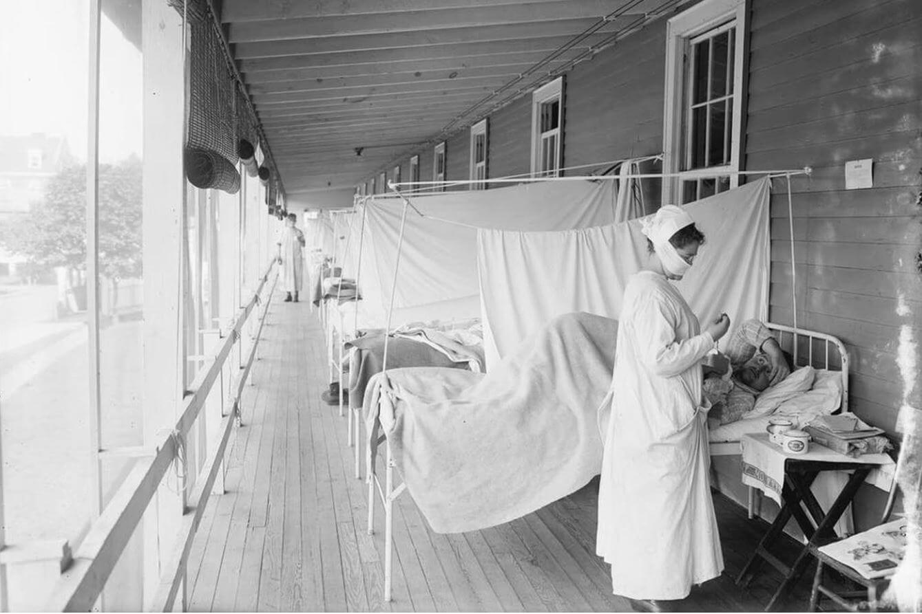 Before the new Covid-19 coronavirus, which has left more than 100,000 deaths in the world so far, the 21st century experienced other epidemics but less deadly than those of the previous century. The so-called 'Spanish flu' left about 50 million dead worldwide between 1918 and 1919, and is considered the deadliest in history in such a short period of time.
