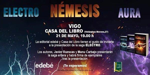 #GiraElectro en Vigo