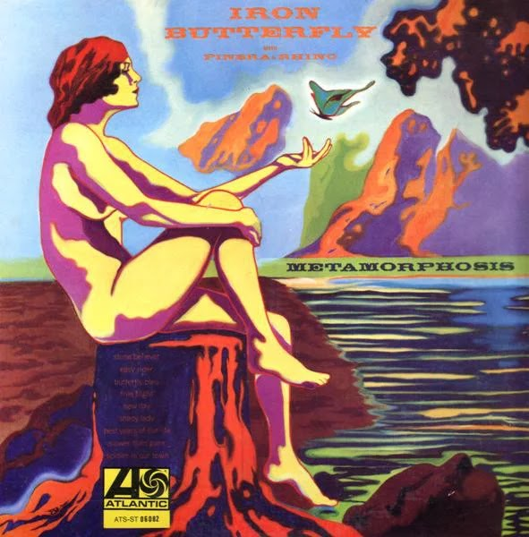 Iron Butterfly - Metamorphosis (1970, Rock Psicodélico)