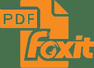 تحميل برنامج قراءة ملفات PDF فوكست ريدر 2017 Download Foxit Reader لتعديل وفتح ملفات الـ بي دي اف