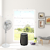 Healthy Living with a Fresh Cleaner Indoor Air Achieved through Sharp Plasmacluster Ion and Unique Airflow Technology