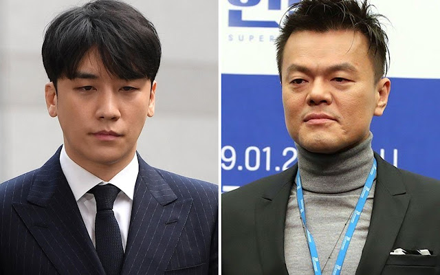 Seungri Ex-BIGBANG Indicted for Violence Involving Mafia Gang, Name of JYP Boss Was Also Reported