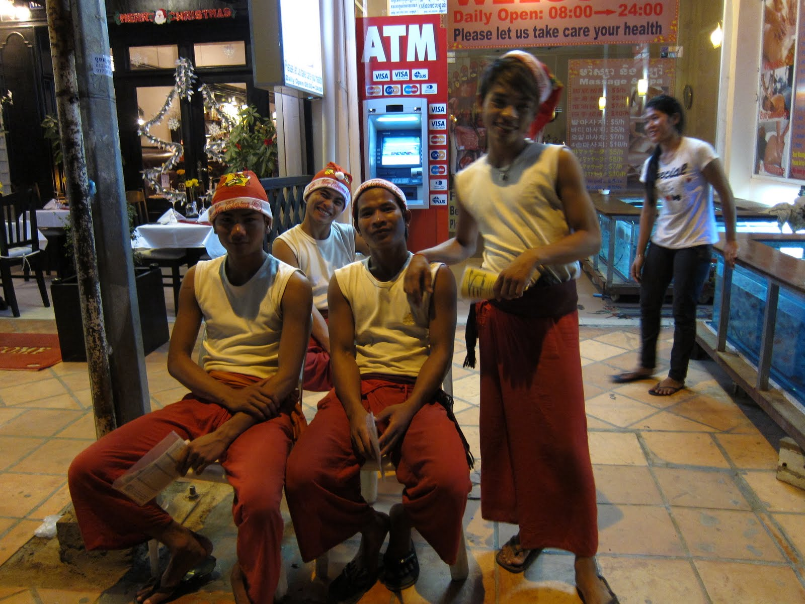 Vientiane gay