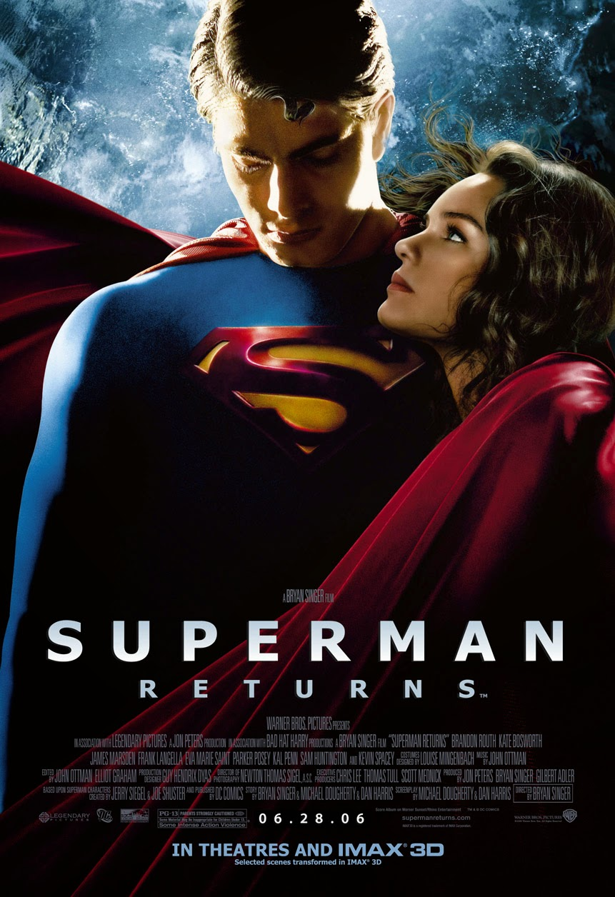 Superman Returns ซูเปอร์แมน รีเทิร์นส [HD][พากย์ไทย]