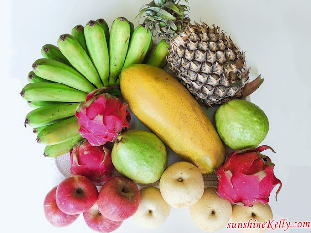 Fresh Fruits, Fresh Fruits Delivery, MCO, Facebook Fruits Delivery, Order via Facebook,  Cosmos Green Farm, Fruits Delivery, Fruits, Food