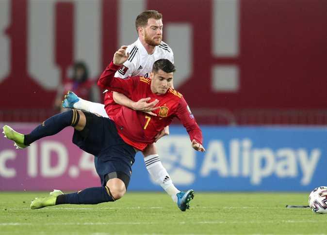 موعد مباراة اسبانيا وبولندا في كأس امم اوروبا