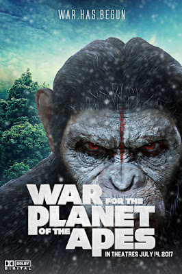 War For The Planet Of The Of Appes 2017 Hindi Dual Audio 720p
