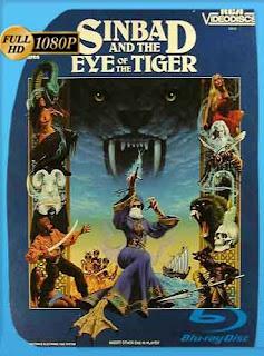 Simbad y El Ojo Del Tigre 1977  HD [1080p] Latino [Mega] dizonHD