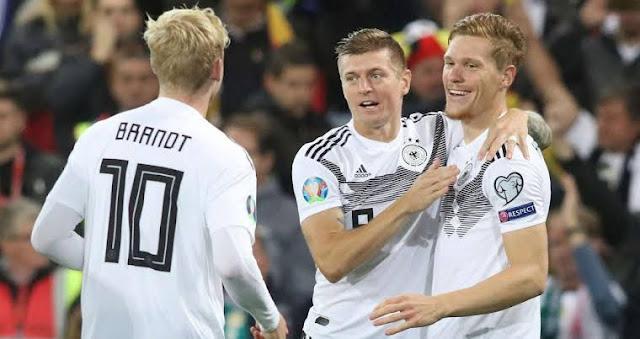 تشكيل ألمانيا ضد الأرجنتين عبر سوفت سلاش