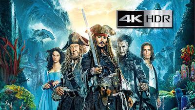 Piratas del Caribe 5 REMUX 4K 1