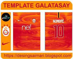 Galatasaray 2021-2022 Desing (Vector free)