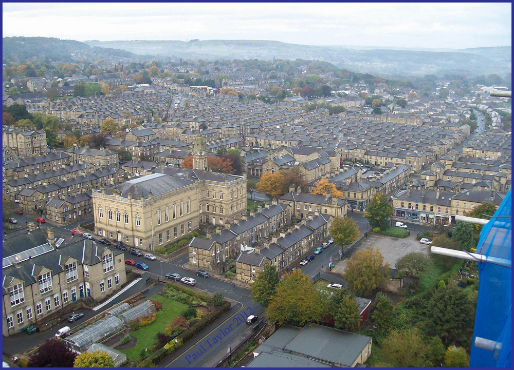 Saltaire Daily Photo Saltaire As You Ve Never Seen It Before
