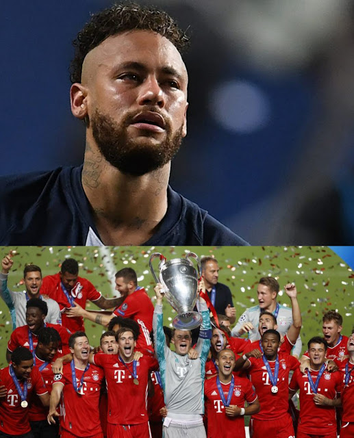 بايرن ميونيخ بطلاً لدوري أبطال أوروبا للمرة السادسة في تاريخه