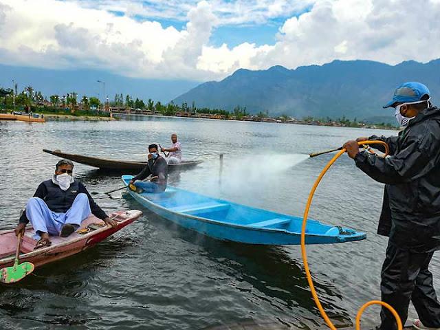 Kashmir Valley Dal Lake