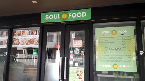 Soulfood Catering