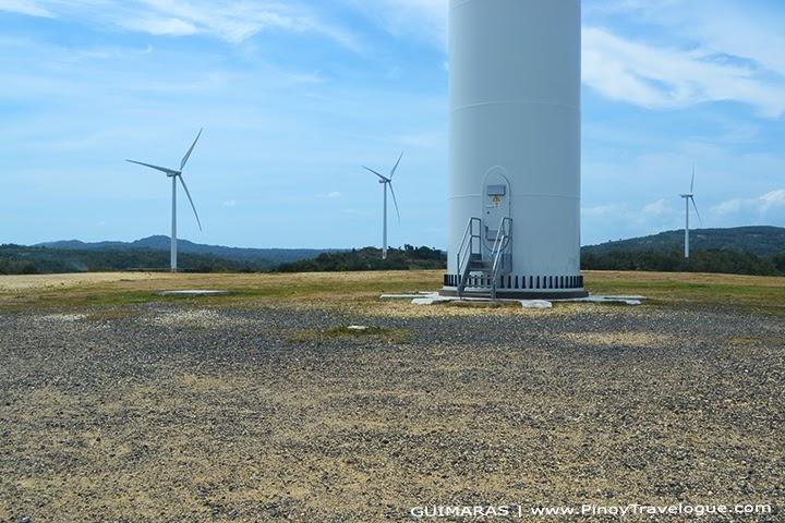 San Lorenzo Wind Farm, Guimaras