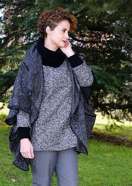 Outfit-Sudadera-Gris-shein-2
