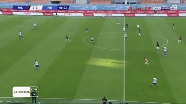 مباراة ميلان وفيورنتينا - موعد مباراة ميلان وفيورنتينا القناة الناقلة للمباراة