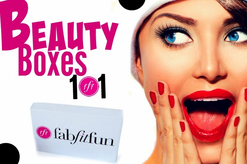 Beauty Box 101, WIth FabFitFun, by Barbie's Beauty Bits