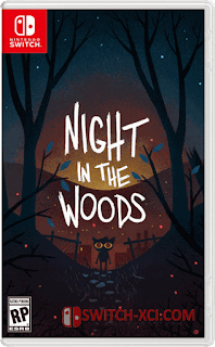 Night in the Woods Switch NSP