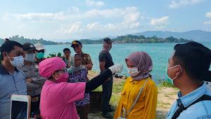 Suhu Tubuh Tinggi, 3 Pendatang Dipulangkan Dari Samosir
