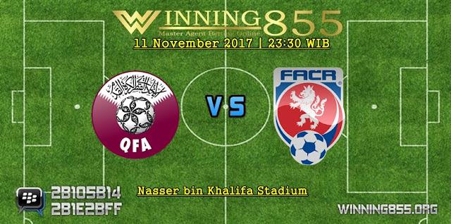 prediksi skor Qatar vs Republik Ceko