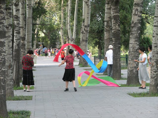 Pechino parco
