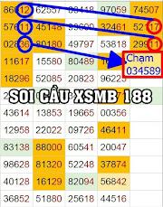 Soi cầu xsmb 188 - Dự đoán kết quả xổ số miền bắc hôm nay - Dàn 3 càng chuẩn nhất