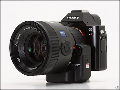 Sony ful frame mirrorless Alpha 7