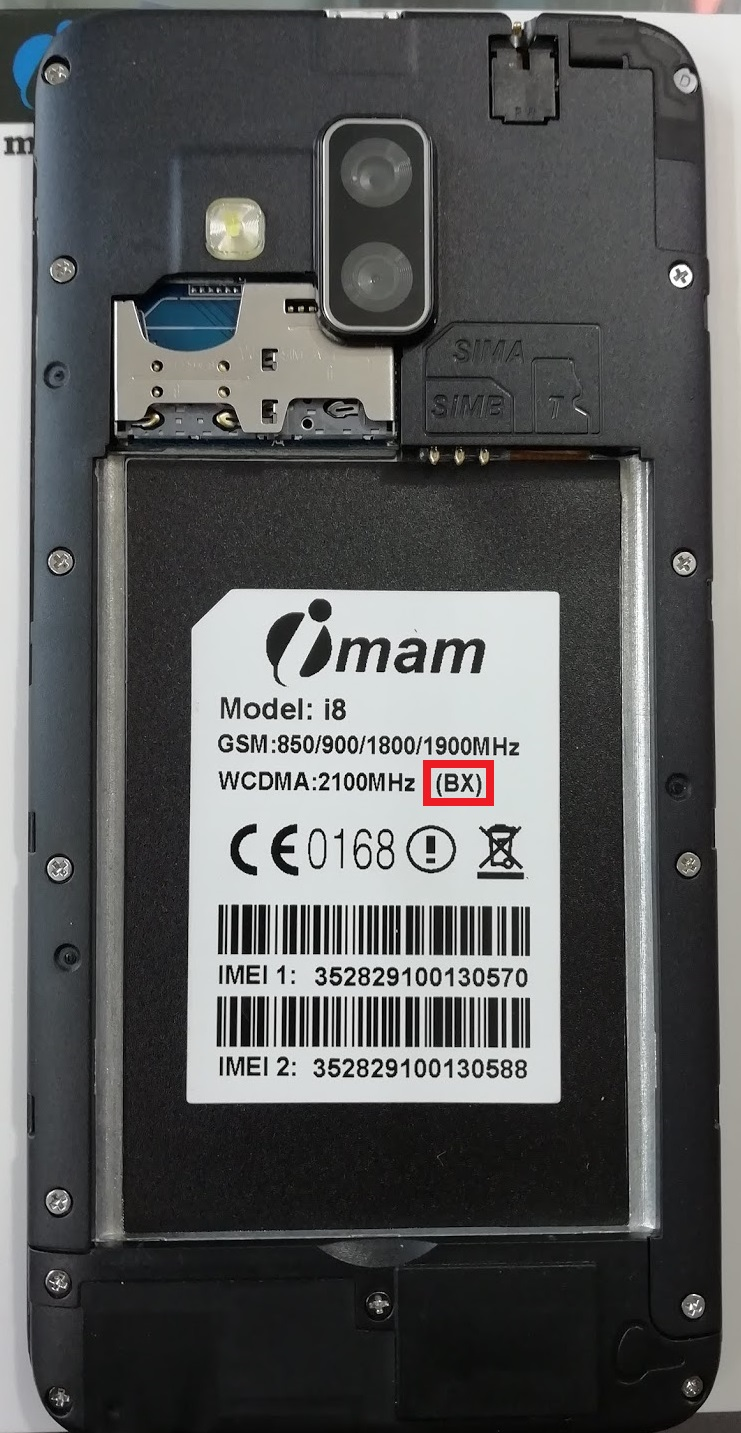 IMAM i8 FLASH FILE WITHOUT PASSWORD MT6572 6 0 FIRMWARE FREE