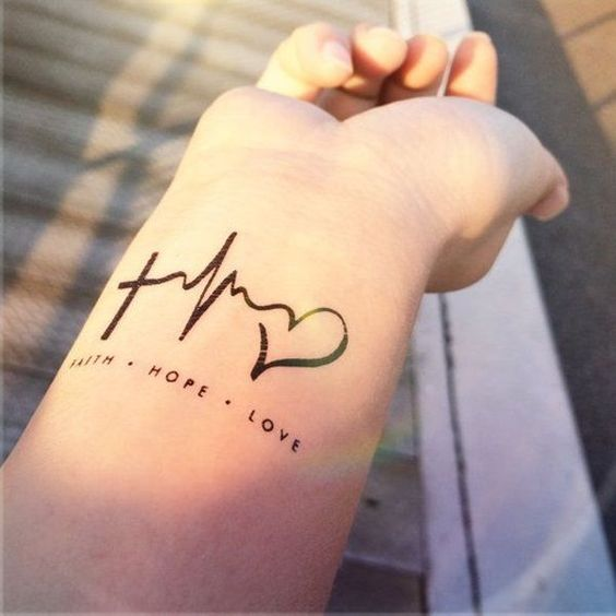 small meaningful tattoos, small tattoos for women