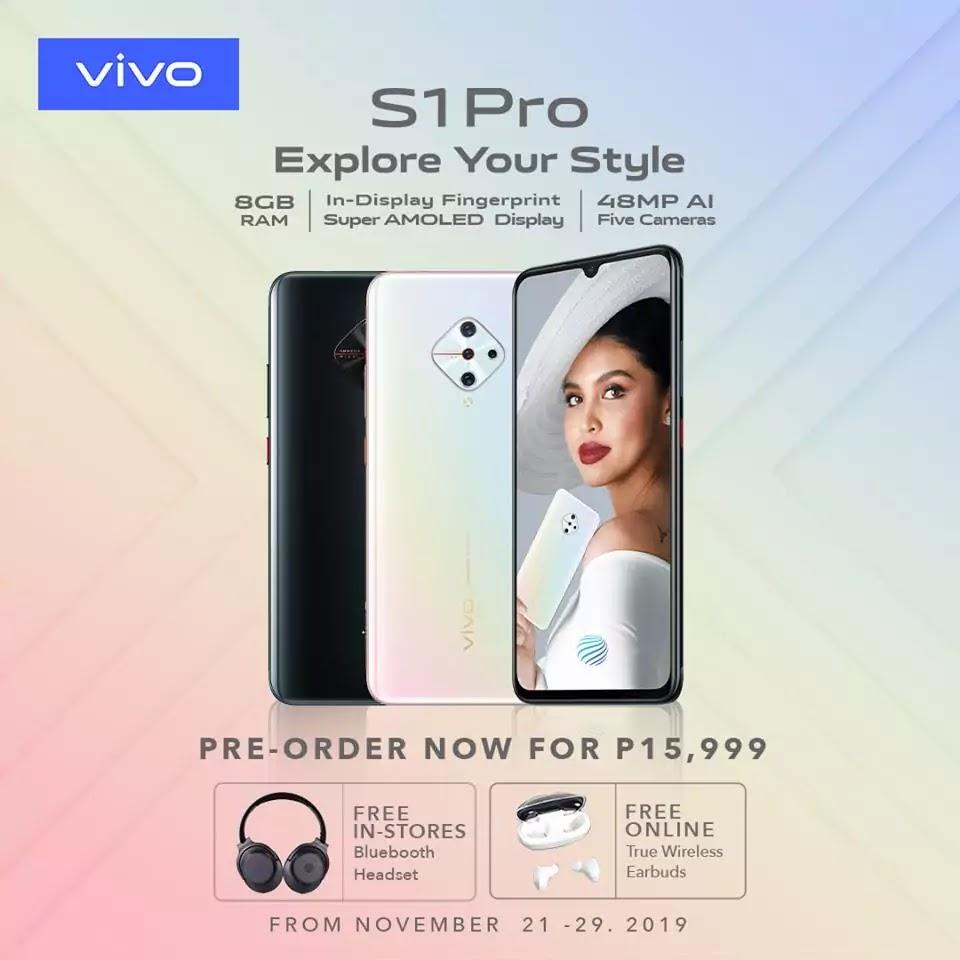 Vivo S1 Pro Pre-Order