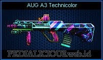 AUG A3 Techincolor