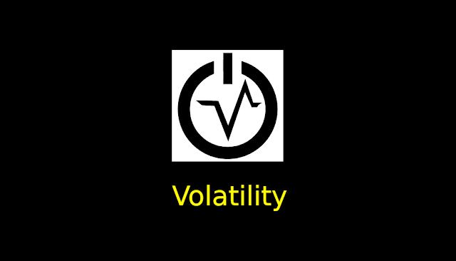 الدرس 244 شرح اداة Volatility